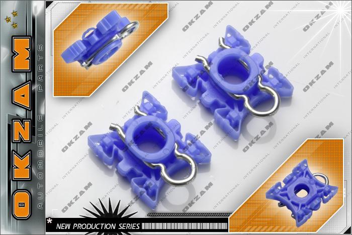 Vw passat b4 b3 window regulator slider clips front left for 2000 vw passat window regulator clips